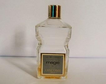 Old bottle Lancôme's black magic