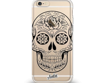 iPhone Case Sugar Skull