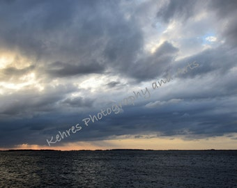 Beauty Before the Storm - Photography