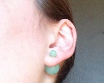 Translucent Blue earrings