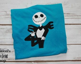 Jack the Skeleton Shirt