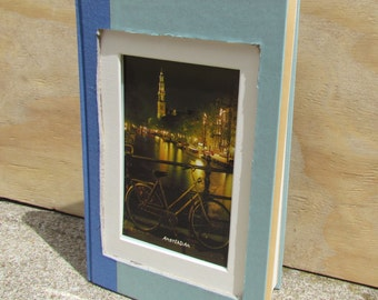 Upcycled Book Picture Frame (4X6)