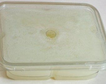 Melt & Pour Soap Base Non-Certified Organic - 2 LBS  in reclosable storage container