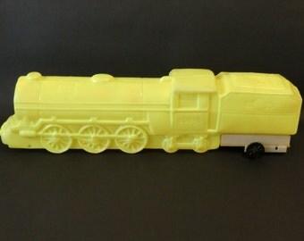 Czechoslovakia Plastic Squeaky Locomotive