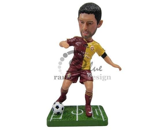 Custom Bobblehead Soccer Player World Cup Champion Male