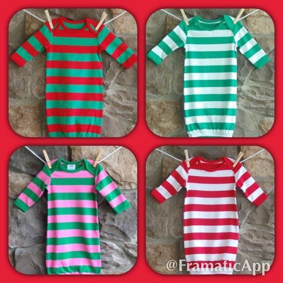 Personalized Christmas Pajamas!