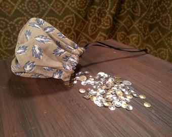 1/3 Scale Money Bag with Coins for SD BJD