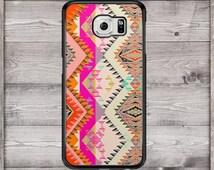 Galaxy S6 Case Aztec Tribal Pattern, Galaxy S6 Phone Case, Galaxy S6 Edge Case, Galaxy Note 4 Case, Galaxy Note 4 Phone Case Samsung