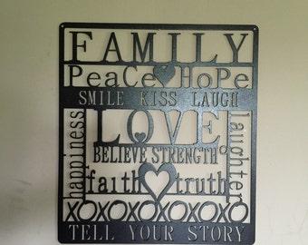 Family Hope Peace