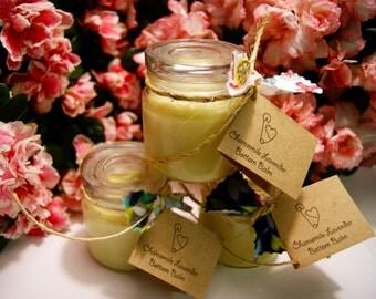 Cloth Diaper-Safe Chamomile Lavender Bottom Balm/Diaper Rash Cream