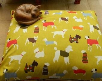 Medium Cushion Style Dog Bed