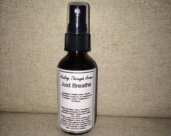Just Breathe Spray