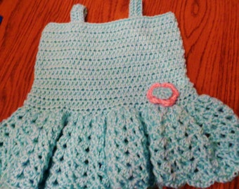 Little girl's sundress