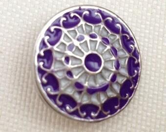 Purple Snappy