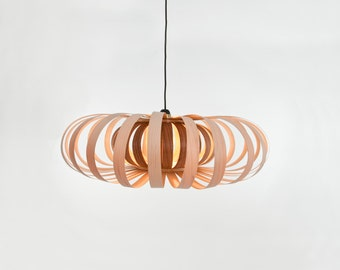 LJ LAMPS phi - modern pendant lamp from wood