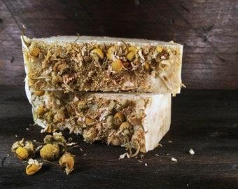 Chamomile Bar - Vegan Soap Bar