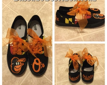 Baltimore Orioles Shoes