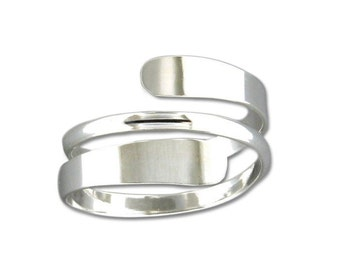 Handcrafted Classic Coil Ring