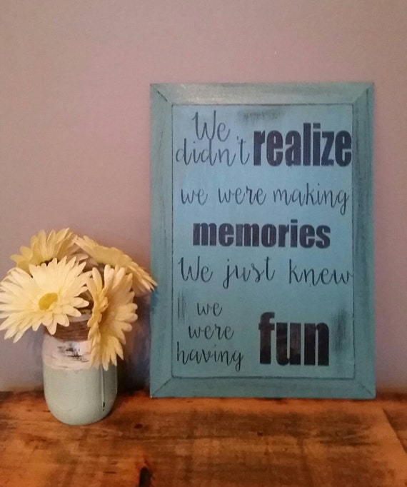 Graduation Quotes About Friends And Memories : Bridesmaids gift graduation memories by hillcraftdecor