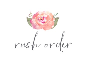 Rush Order-Large Signs