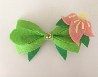 Lilligant Pokemon Bow