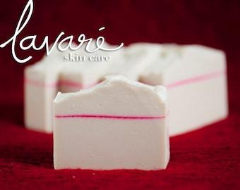 Peppermint Soap, Peppermint Tea Tree, Tingle Bar, Bar Soap, Handmade Soap, Natural Soap, Artisan Soap, Essential Oil Soap, Tingle Soap