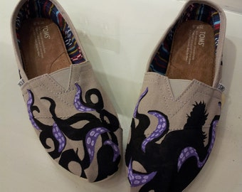 Toms Shoes Customized Ursula