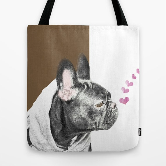 bulldog bags french bulldog bag personalized small medium large frenchie 9414