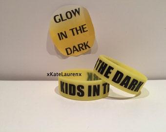 All Time Low (Kids In The Dark) bracelet (glow in the dark)