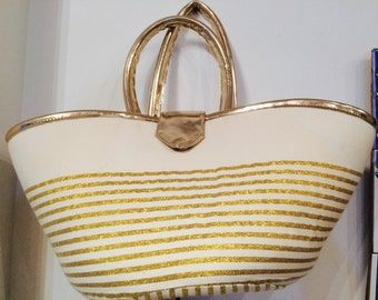 Handmade and hand crafted unique beautiful and eco friendly hand bag