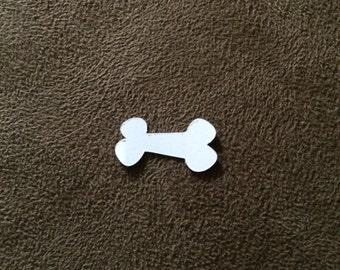 Bone Shaped Confetti-150 per order