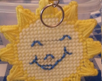 sunshine key chain