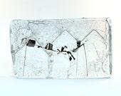 Washing day - windy!  REDUCED PRICE! Miniature Glass Wonderland