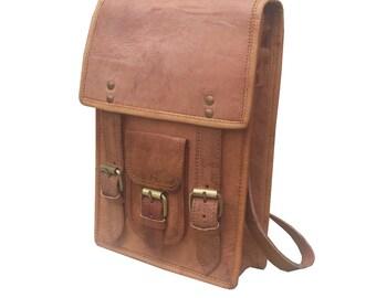 """11"""" Handmade Shoulder Bag, Cross Shoulder, Handbag, IPad Cover, IPad Bag, Tablet Bag, Tablet Cover"""