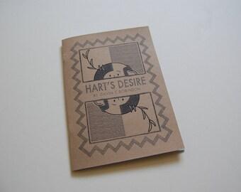 Hart's Desire comic