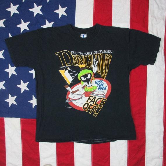 Vintage Pittsburgh Penguins T Shirt 108