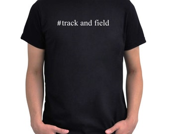 Hashtag Track And Field  T-Shirt
