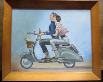 Mario Maresca Painting