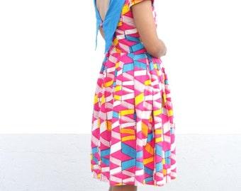 Akua Full Gathered Dress