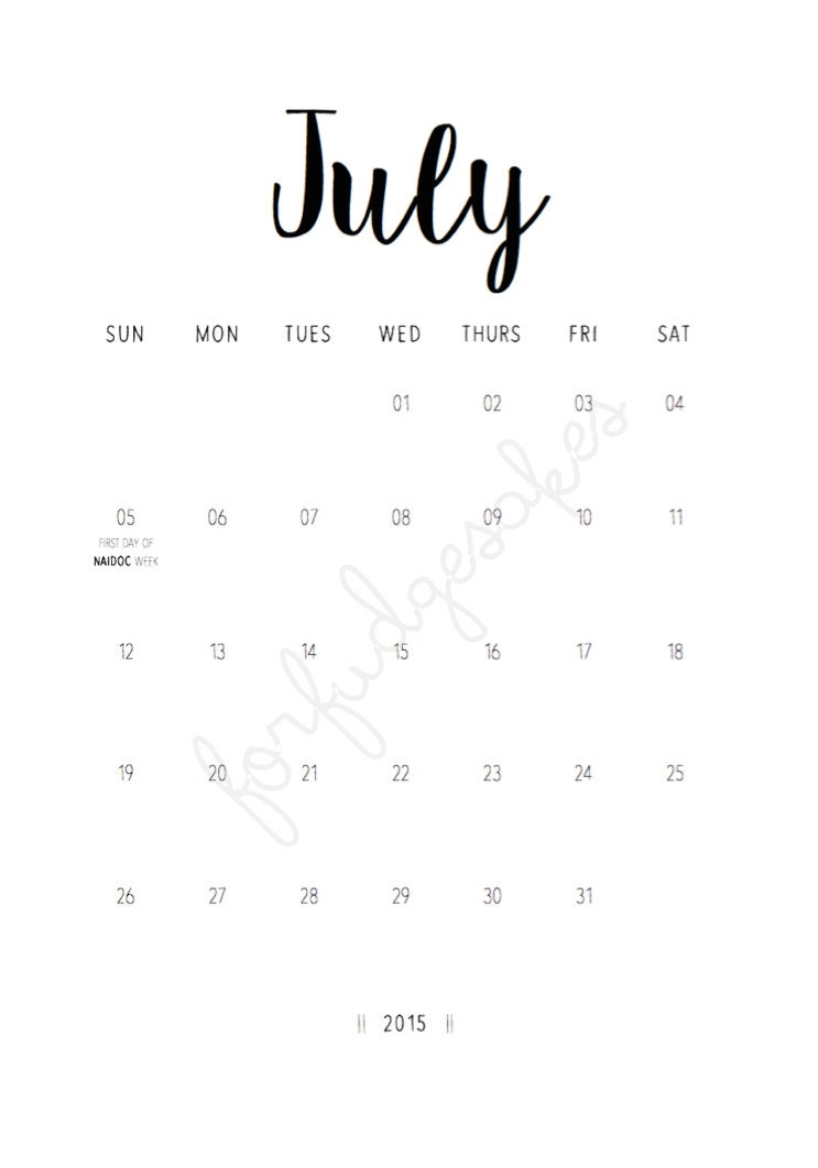 month of july calendar akba greenw co