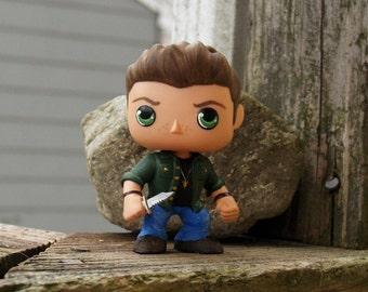 Custom Supernatural Funko Pop Dean Winchester