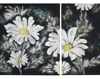"Painting ""Daisies"""