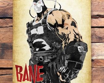 Bane Print