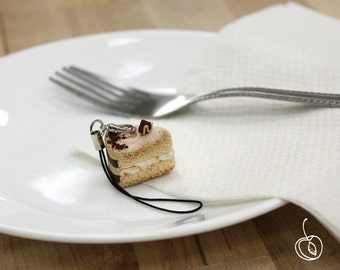 Chocolate Marble Cake Charm
