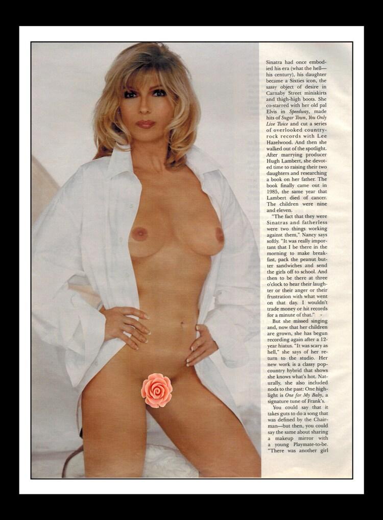 Nancy Vee nackt Nacktbilder & Videos, Sextape