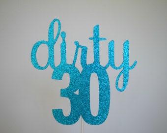 30th birthday decor Etsy