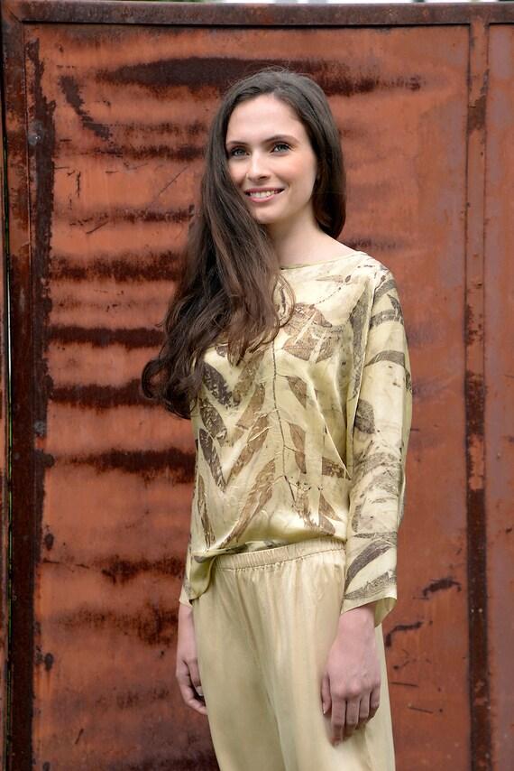 Organic Boho Clothing Organic Clothing Boho Top