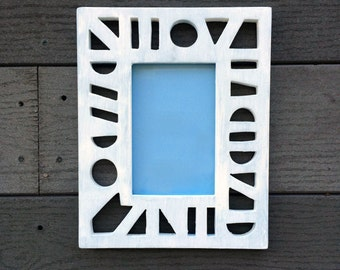 Picture Frame ~ Shabby Chic