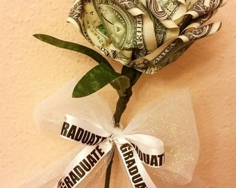 Single Money Rose - Made To Order