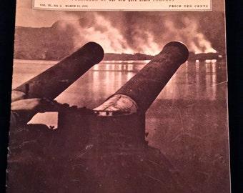 WWI Mid Week Pictorial: America in the War1919